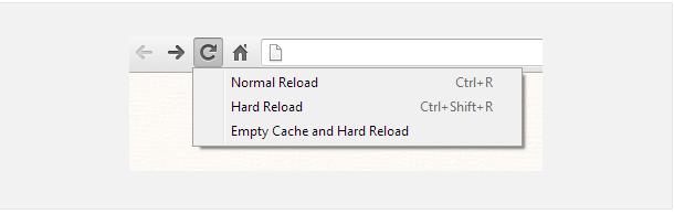 Hard Refresh Chrome